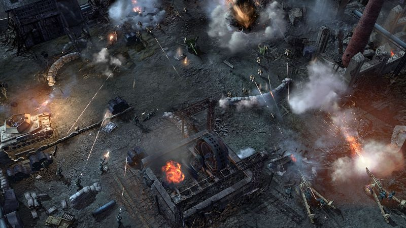 Company of Heroes 2: Master Collection Steam Key GLOBAL - 4