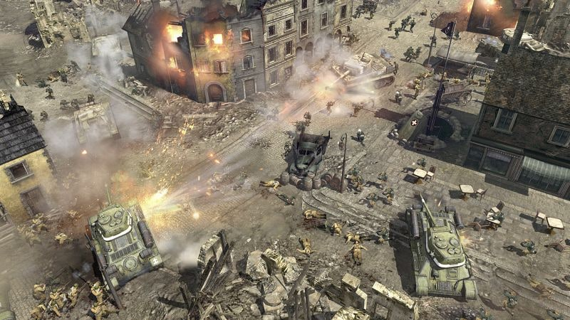 Company of Heroes 2: Master Collection Steam Key GLOBAL - 3