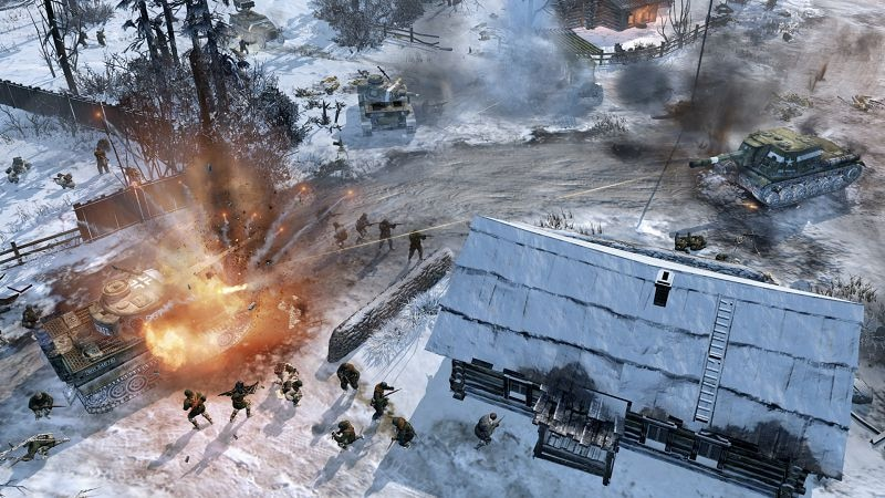 Company of Heroes 2: Master Collection Steam Key GLOBAL - 2