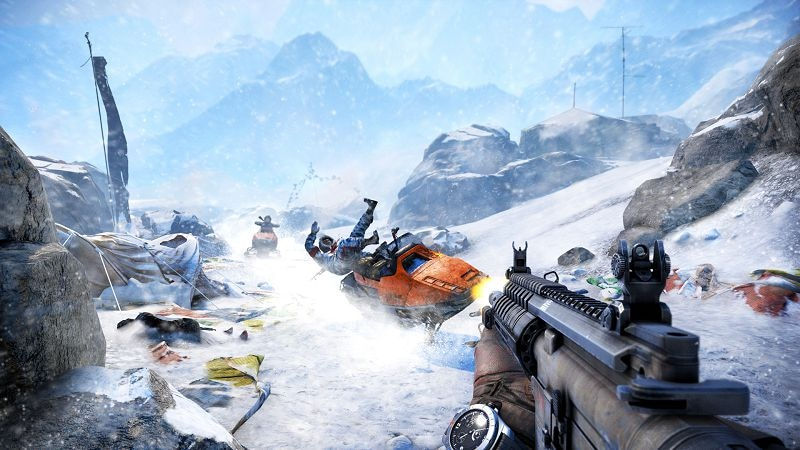 Far Cry 4 Ubisoft Connect Key RU/CIS - 3