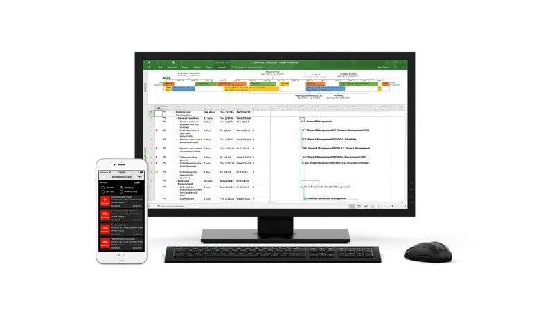 Microsoft Project 2016 Professional (PC) - Microsoft Key - GLOBAL - 3