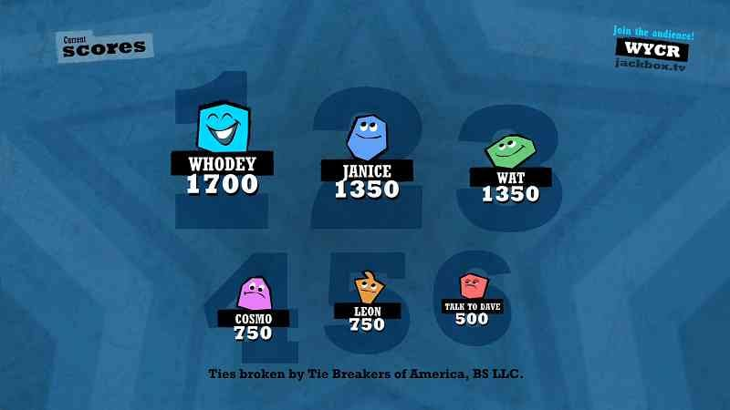 The Jackbox Party Pack 2 (PC) - Steam Key - GLOBAL - 3