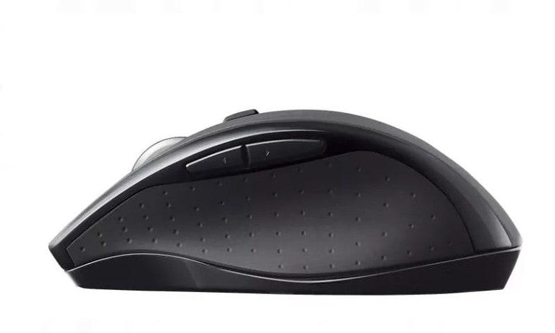 Logitech Mouse M705 - Wireless Marathon - Black - 2