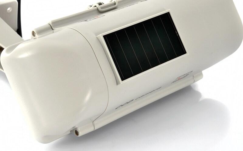 Realistic Solar Powered Dummy Camera - 6