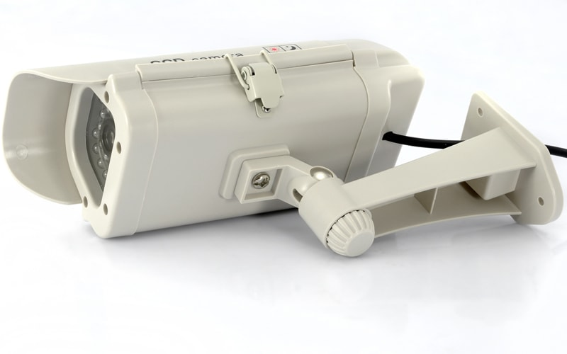 Realistic Solar Powered Dummy Camera - 4