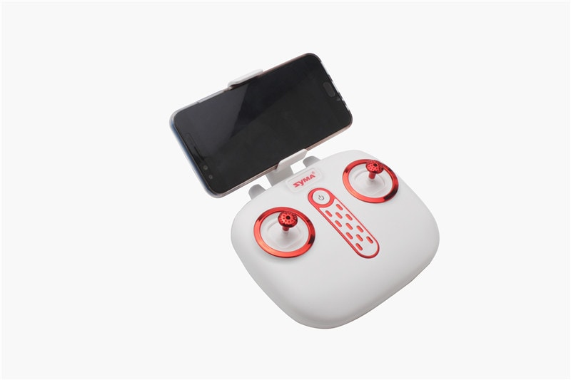 SYMA X25W Drone - 720p HD Camera, 6-Axis Gyro, Indoor and Outdoor Flying, App Support, FPV, Wireless Remote - 4