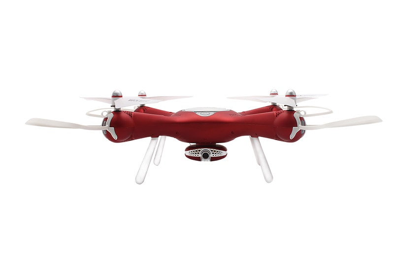 SYMA X25W Drone - 720p HD Camera, 6-Axis Gyro, Indoor and Outdoor Flying, App Support, FPV, Wireless Remote - 5