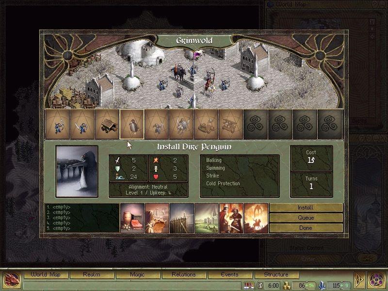 Age of Wonders Steam Key GLOBAL - 4