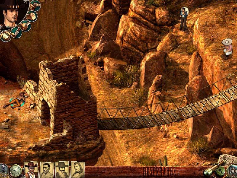 Desperados: Wanted Dead or Alive Steam Key GLOBAL - 2