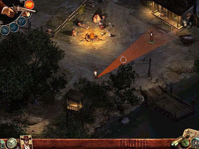 Desperados: Wanted Dead or Alive Steam Key GLOBAL - 4