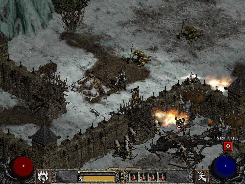 Diablo 2: Lord of Destruction (PC) - Battle.net Key - GLOBAL - 2
