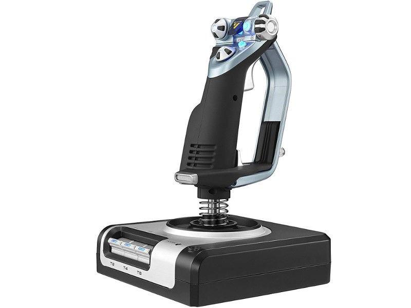 Joystick Logitech Saitek x52 | Refurbished - 3