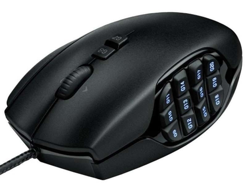 Myszka Gamingowa Logitech G600 Gaming Pro Mouse | Refurbished - 3