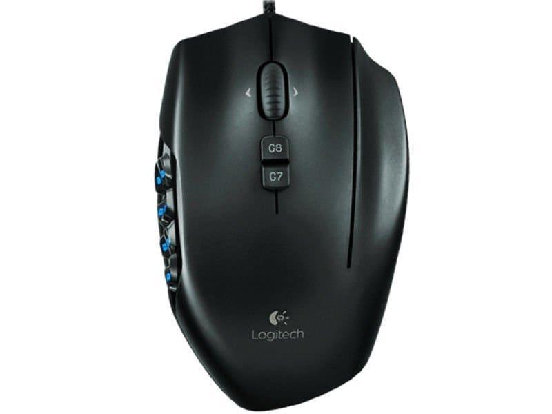Myszka Gamingowa Logitech G600 Gaming Pro Mouse | Refurbished - 5