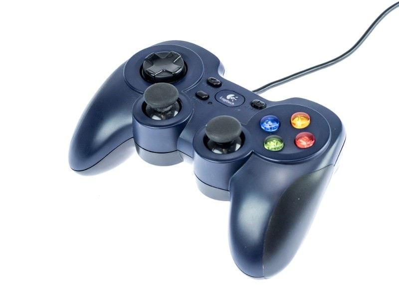 Pad Logitech F310 Gamepad do PC Joystick do Gier | Refurbished - 6