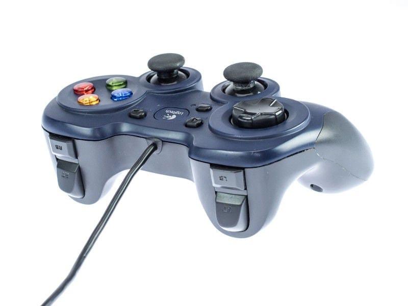 Pad Logitech F310 Gamepad do PC Joystick do Gier | Refurbished - 4