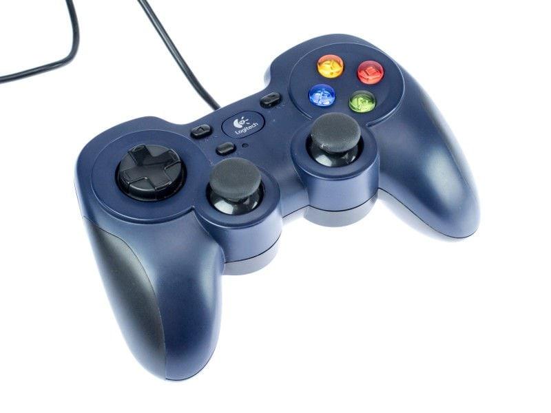 Pad Logitech F310 Gamepad do PC Joystick do Gier   Refurbished - 2