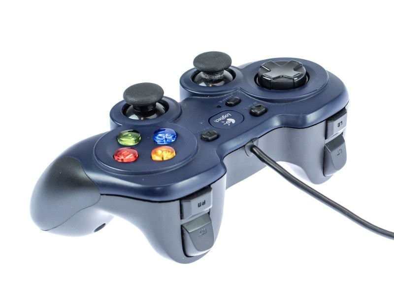 Pad Logitech F310 Gamepad do PC Joystick do Gier   Refurbished - 5