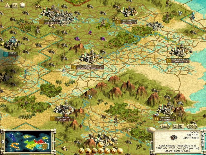 Sid Meier's Civilization III Complete Steam Key GLOBAL - 4