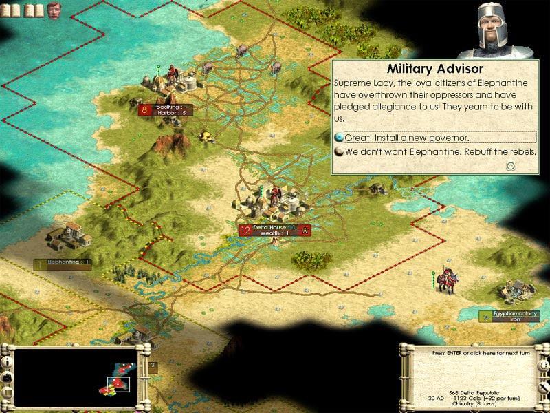 Sid Meier's Civilization III Complete Steam Key GLOBAL - 2