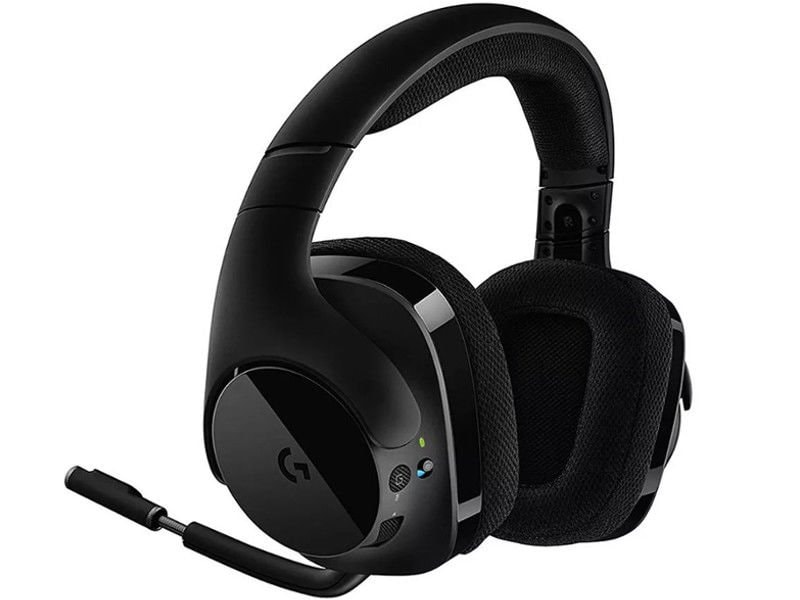 Słuchawki Bezprzewodowe Logitech G533 Wireless DTS   Refurbished - 1