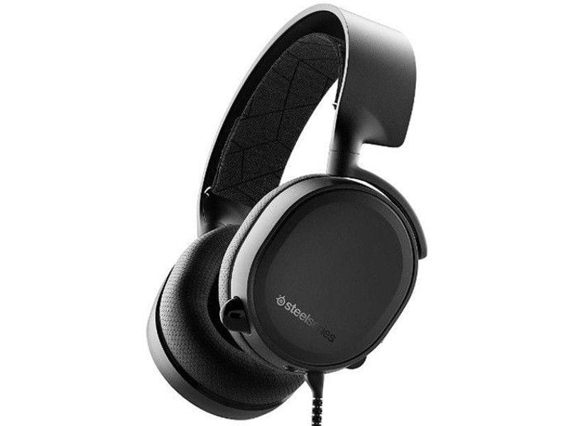 Słuchawki Gamingowe Steelseries Arctis 3 Professional Black 2019 Edition   Refurbished - 2