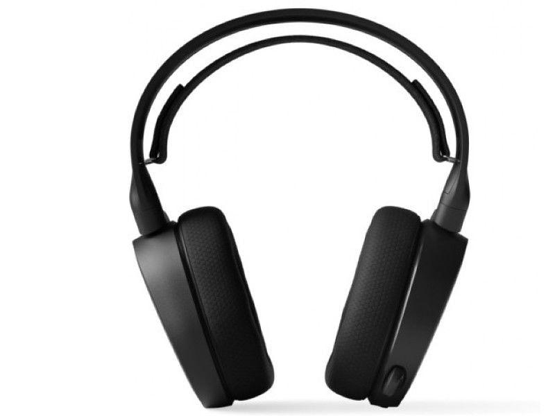 Słuchawki Gamingowe Steelseries Arctis 3 Professional Black 2019 Edition   Refurbished - 3