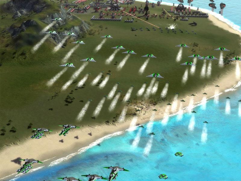 Supreme Commander Forged Alliance Steam Gift GLOBAL - 4