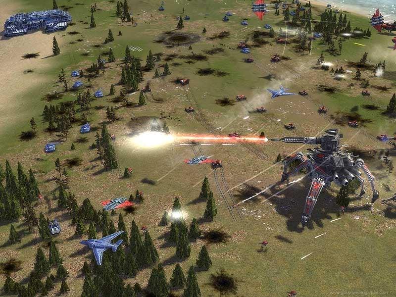 Supreme Commander Forged Alliance Steam Gift GLOBAL - 2