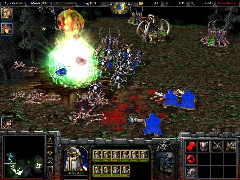 Warcraft 3 Reign of Chaos Battle.net Key GLOBAL - 3