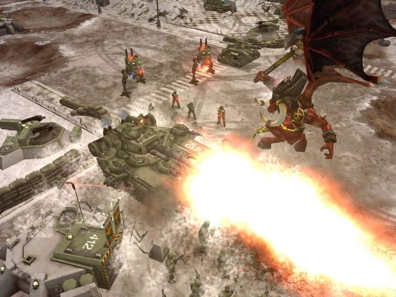 Warhammer 40,000: Dawn of War - Game of the Year Edition Steam Key GLOBAL - 4