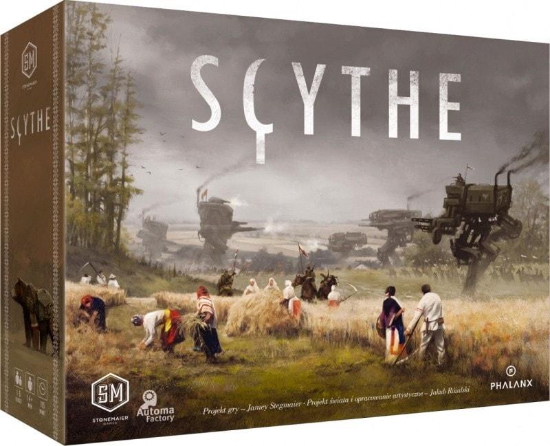 Scythe - 1