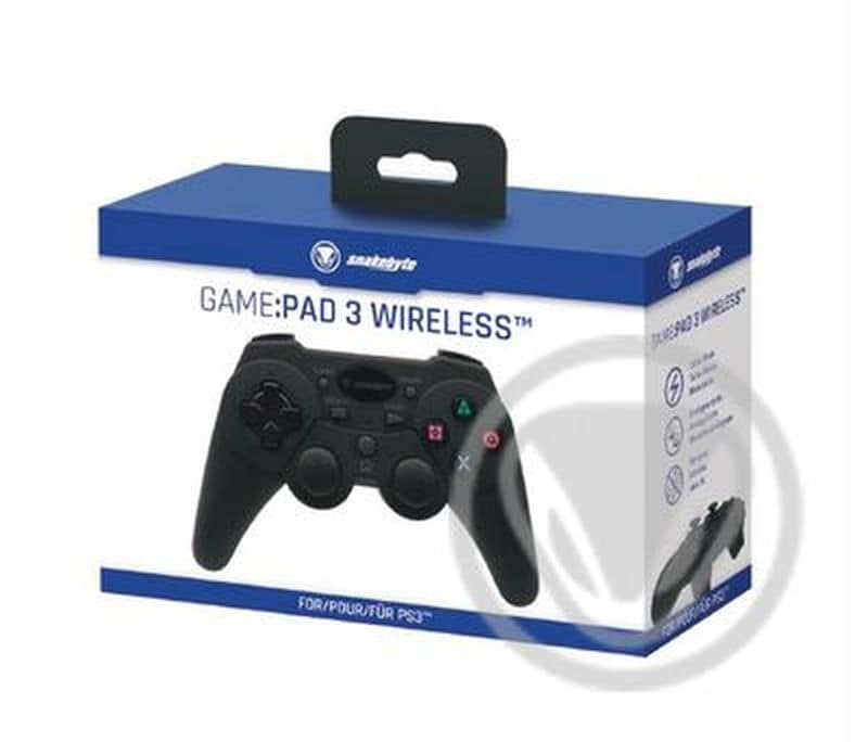 snakebyte Game:pad 3 wireless gamepad PS3 wireless - 1