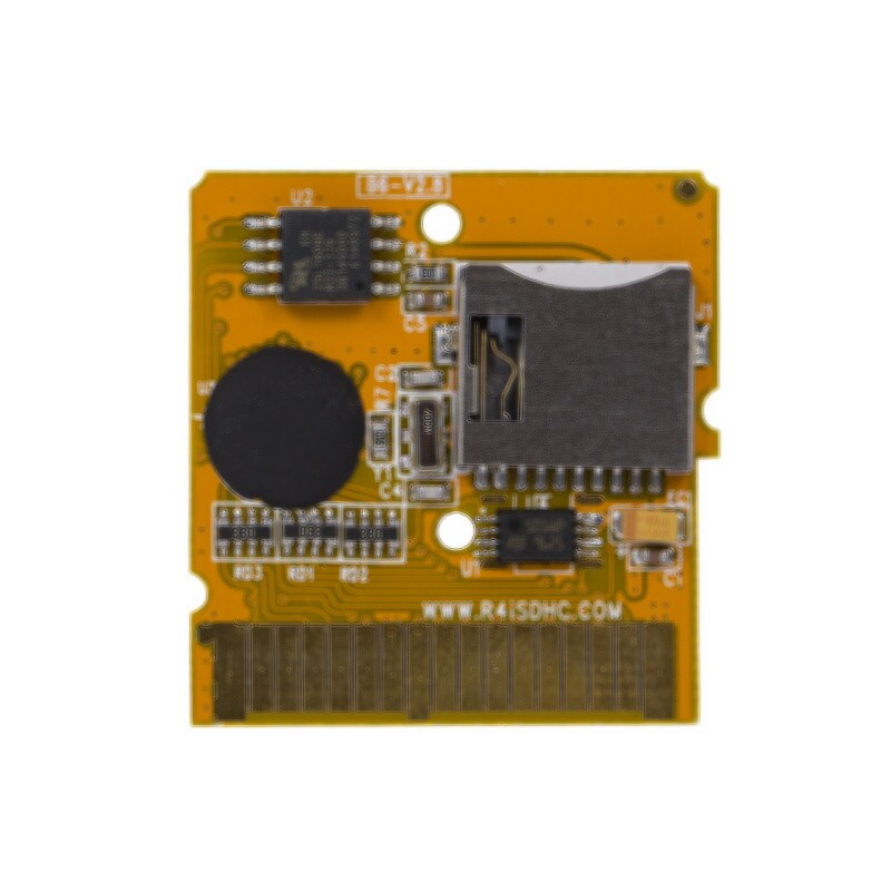 2020 R4 Gold Pro SDHC for DS/3DS/2DS/DSi Revolution Cartridge With USB Adapter - 4