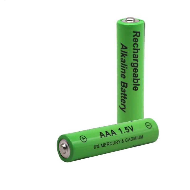 4PCS Rechargeable AAA Battery 3000mAh Battery 1.5V 3000mAh - 2