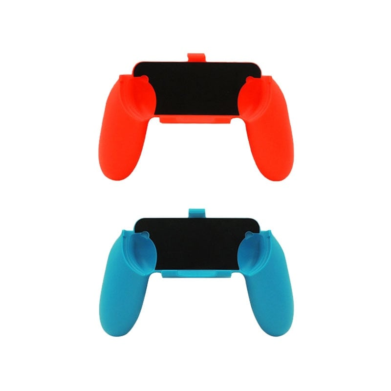 9 in 1 Accessories Kit Joy-Con Case For Nintend Switch Joy Con Handle Elf ball bag Nintendo Switch Gaming - 3