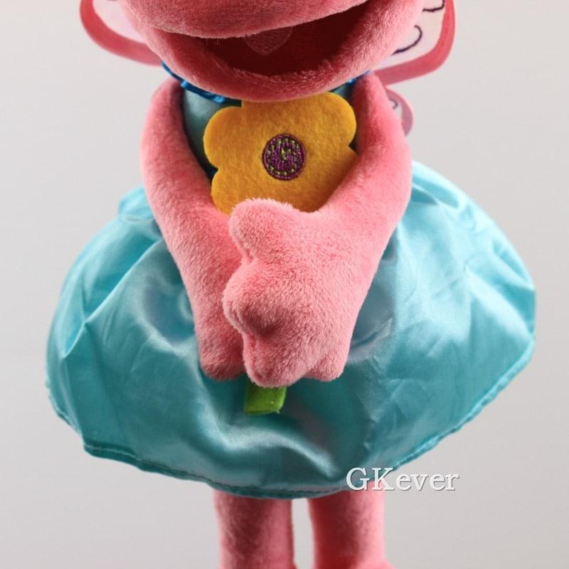 Abby Cadabby Doll Sesame Street Pink - 5