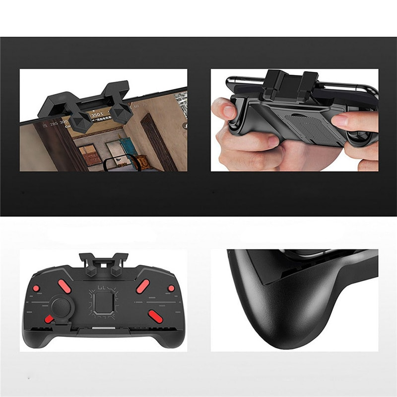 AK21 Gaming Joystick Gamepad - Mobile Phone Game Trigger Fire Button L1R1 Shooter Controller AK21 - 6