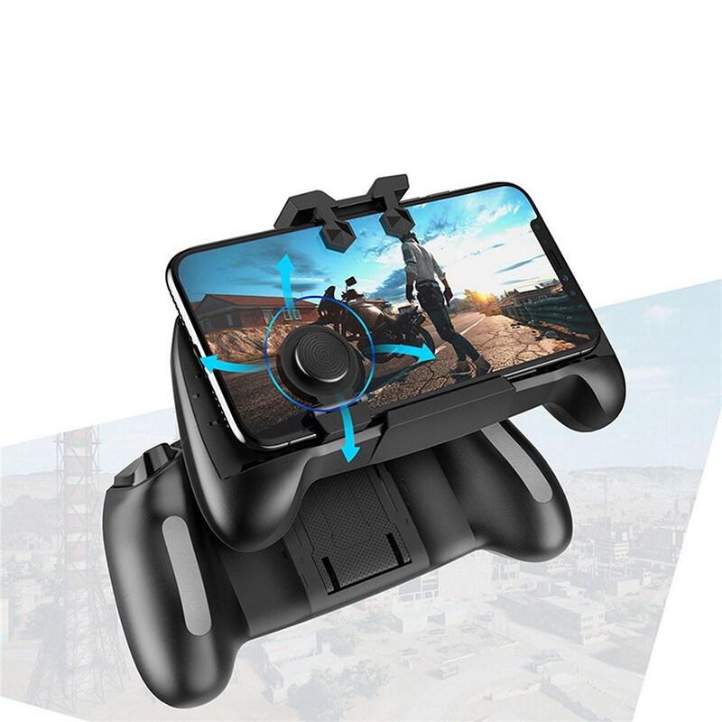 AK21 Gaming Joystick Gamepad - Mobile Phone Game Trigger Fire Button L1R1 Shooter Controller AK21 - 2