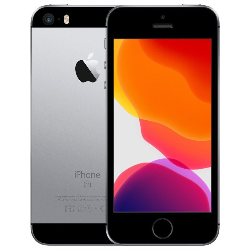 Apple iPhone SE Space Gray 32GB A1723 Smartfon - Outlet - 1