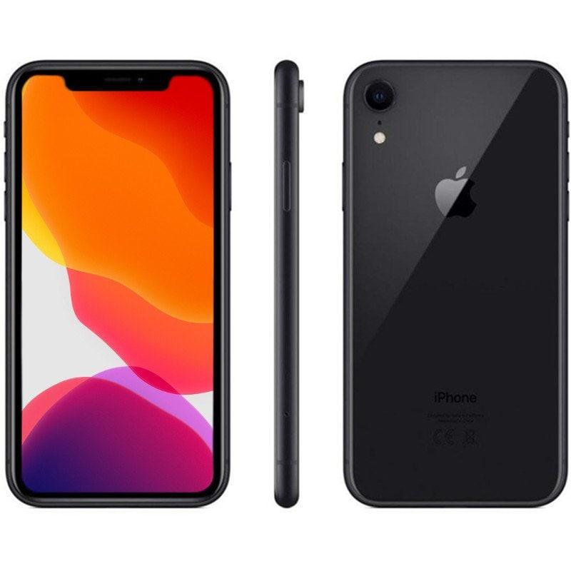Apple iPhone XR Black 64GB Smartfon - Like New - 2