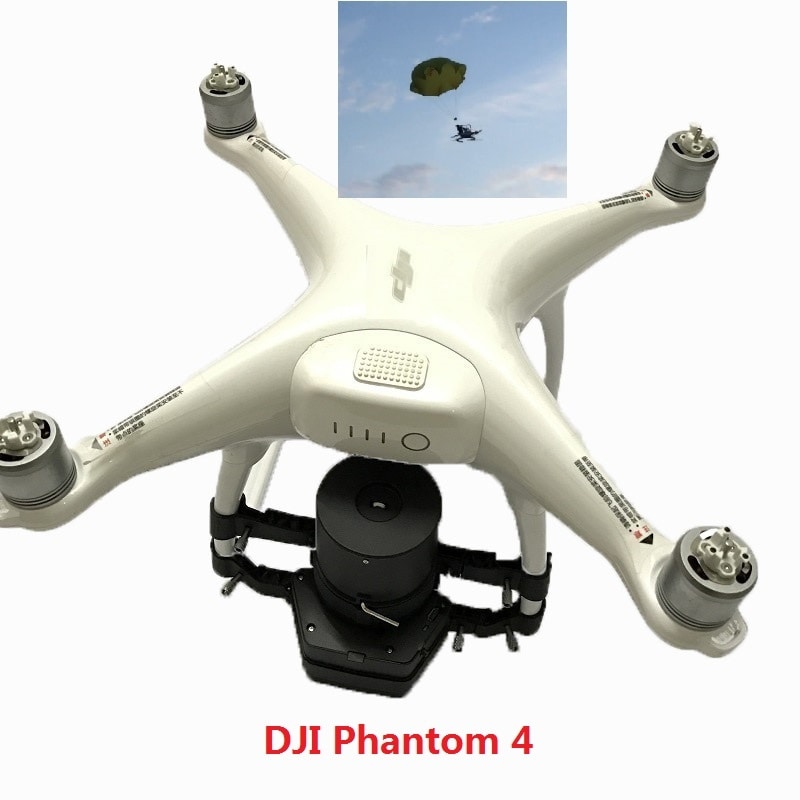 Automatic Escape Drone Parachute for DJI Quadcopter Phantom 4 Or 3 Drone Parachute Accessories - 4