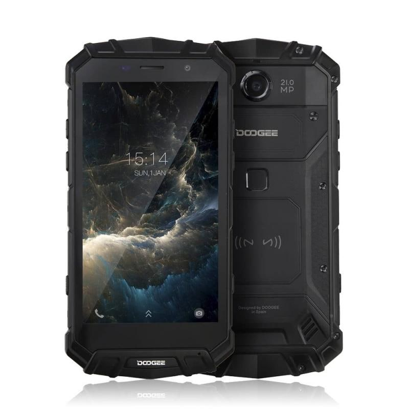 DOOGEE S60 Lite Black 32 GB 4 GB - 1
