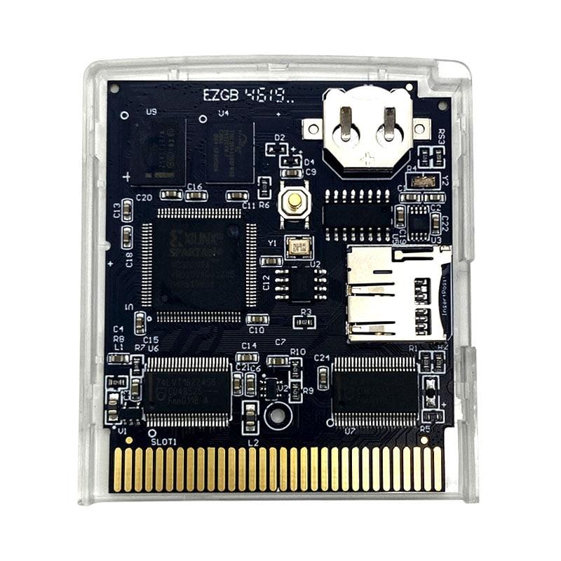 EZ-FLASH Junior Jr for Nintndo GB/GBC Gameboy Pocket/Color/Advance/SP Game Console Gaming - 4