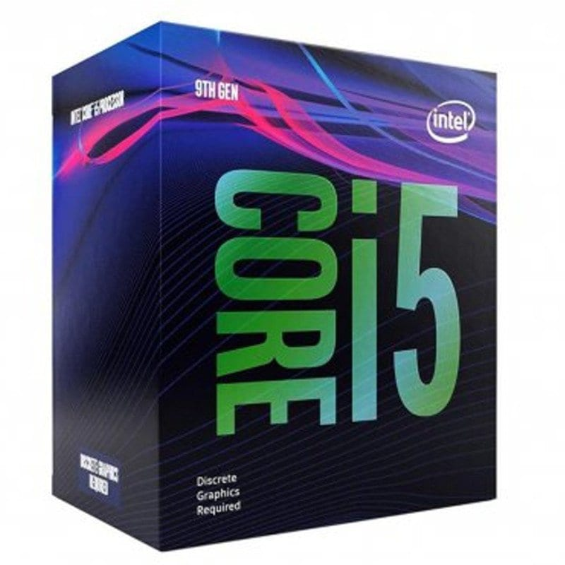 Gaming PC i5 - 9600KF / RTX 2060 6 GB / 240GB SSD / 16GB DDR4 / WIN 10 PRO - 7
