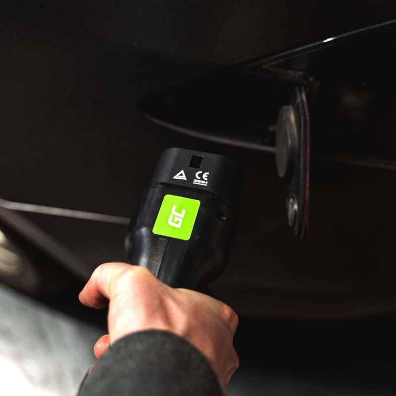 GC® Cable Green Cell GC Type 2 for charging EV Tesla Leaf Ioniq Kona E-tron Zoe 22kW - 6