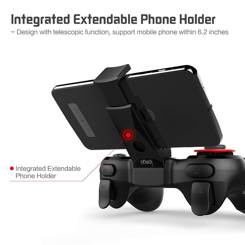 IPEGA PG-9089 Bluetooth Wireless Game Controller for iOS Android PC - 4