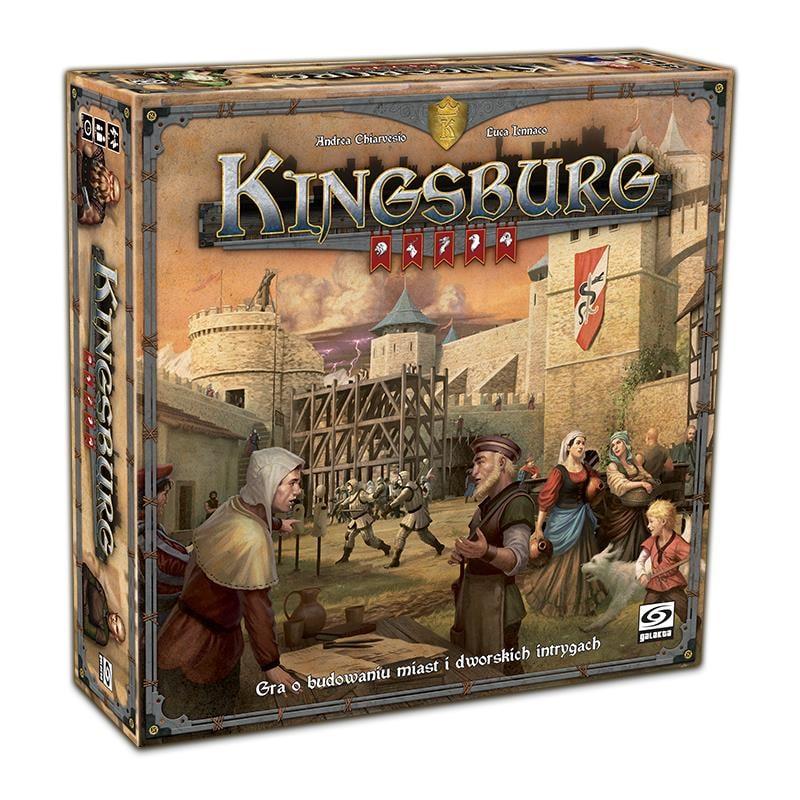 Kingsburg (gra planszowa) - 1