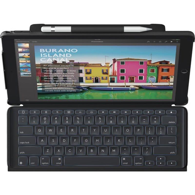 "Klawiatura Logitech Slim Combo Case for iPad Pro 12,9"" | Refurbished - 1"