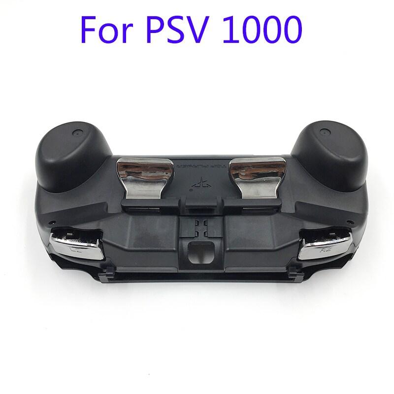 L3 R3 Trigger Button & L2 R2 Handle Grip Case Holder Black for PS Vita PSV 1000 - 3